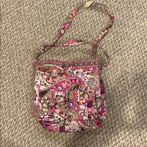 Vera Bradley Crossbody Bucket Bag